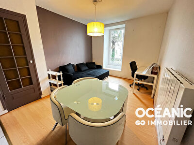 Appartement Brest Studio 27.16 m2
