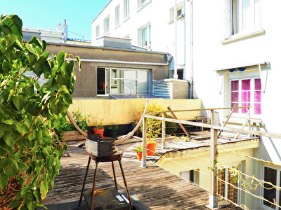 TRIANGLE D'OR - BREST Appartement  4 pièce(s) 101.51 m2